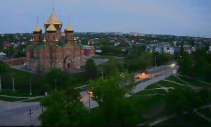 Веб камера в Луганске Собор