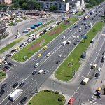 Волгоградский проспект и метро Кузьминки в Москве