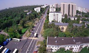 Улица Юных Ленинцев в Москве