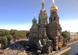 Храм Спаса-на-Крови в Санкт-Петербурге