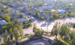 Веб камера Луганска онлайн на перекрестке