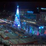 Веб камера Украины, Харьков, Площадь Свободы