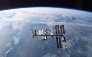 Веб камера на Международной космической станции