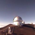 Веб камера обсерватории Джемини на Гавайях