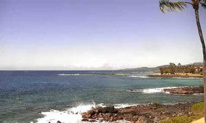 Побережье острова Кауаи на Гавайских островах