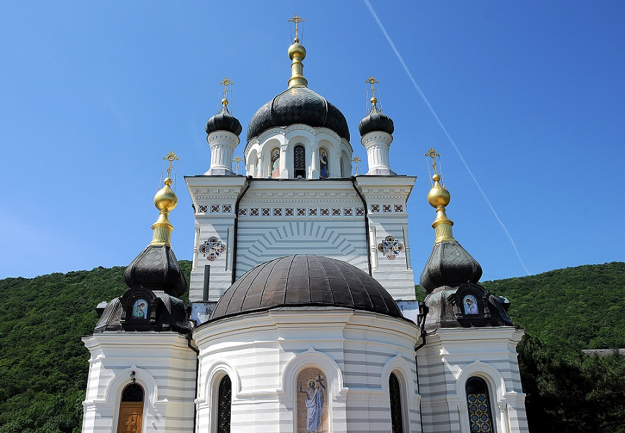 Форосская церковь в Большой Ялте