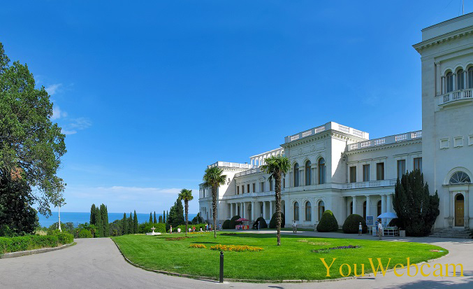 Ливадийский дворец. Познавательный туризм в Крыиу