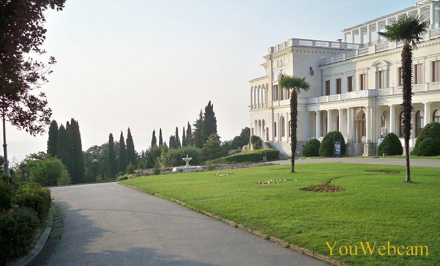 Ливадийский дворец.. Познавательный отдых в Крыму