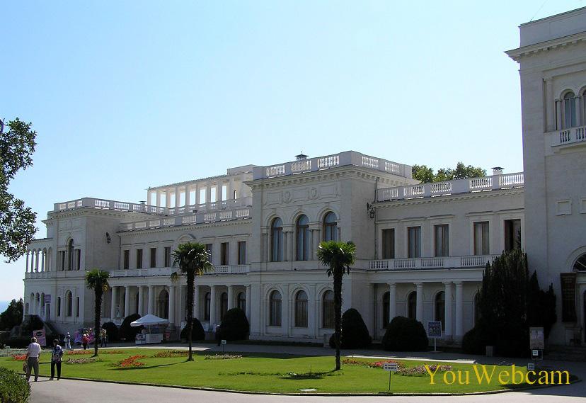 Ливадийский дворец. Туризм в Крыму