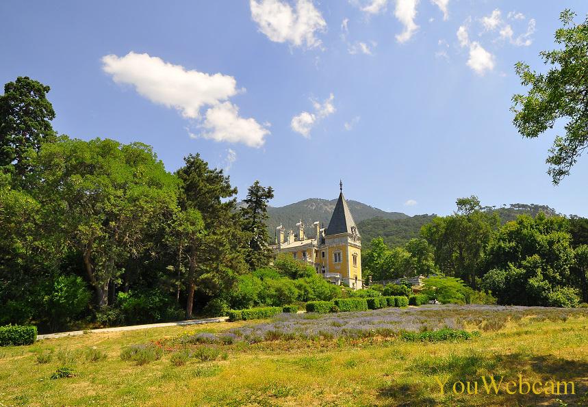 Окрестности Массандровского дворца