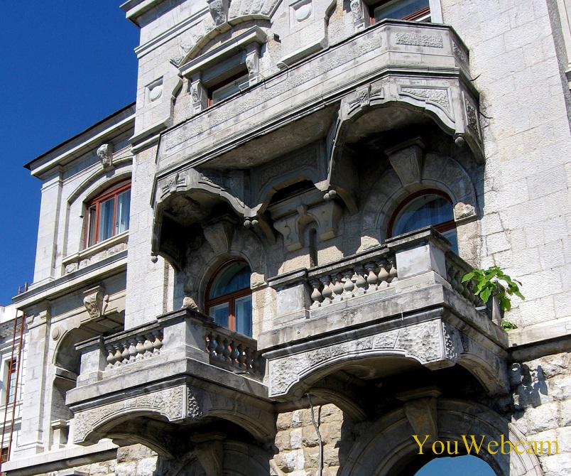 Архитектура Ливадийского дворца
