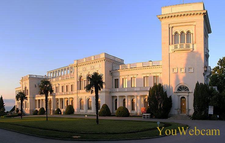 Ливадийский дворец в Ялте, Крым