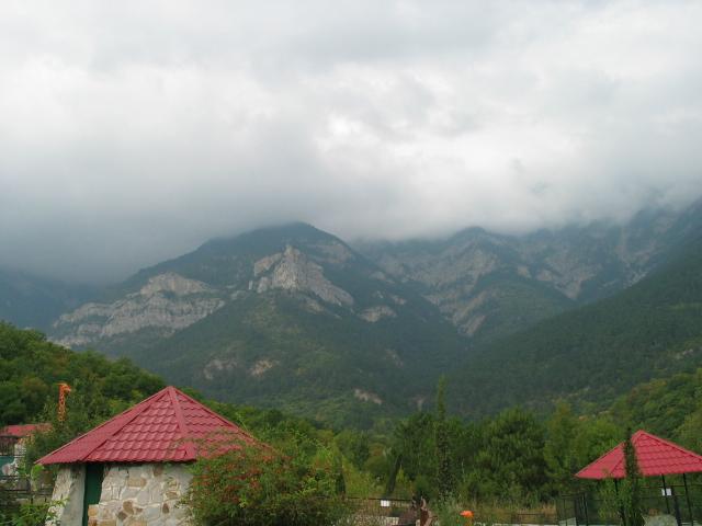 Отдых на природе в Крыму