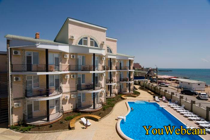 Отель в Керчи Крым
