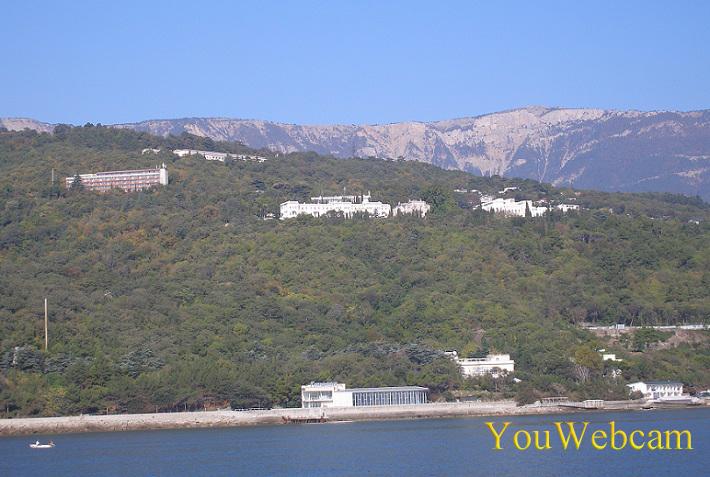 Отдых в Крыму город Ливадия