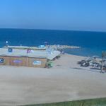 Побережье курорта Хургада в Египте