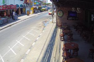 Ресторан Тропический Мерфи на острове Самуи в Таиланде