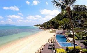 Отель Санти Тани на острове Самуи