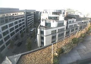 Веб камера в Брюселе, панорама