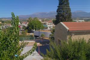 Город Петрокефали на острове Крит в Греции