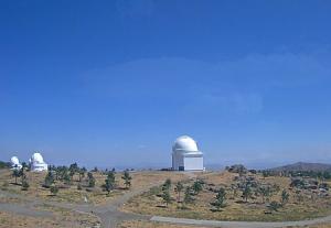 Обсерватория Калар-Альто в Андалусии