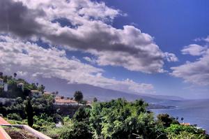 Курортный поселок Ла Квинта на острове Тенерифе в Испании