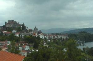 Обзор города Туй в автономном регионе Галисия в Испании