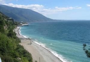 Отдых в кризис в Абхазии