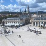 Площадь Станислава в городе Нанси во Франции