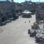 Главная площадь Труа во Франции