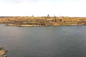 Панорама Валлетты на Мальте