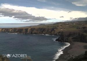 Район Порту-Формозу на острове Сан-Мигель в Португалии
