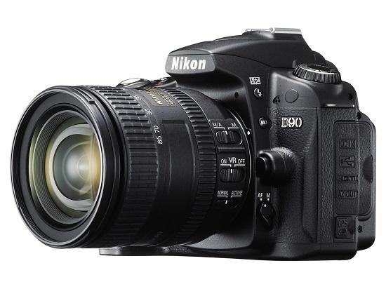 Зеркальный фотоаппарат для путешествий