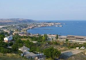 Курорт Крыма Керчь