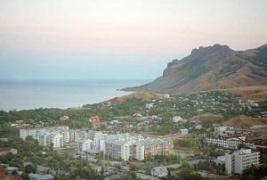 Курорт Крыма Коктебель