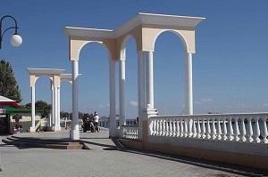 Курорт Крыма Евпатория