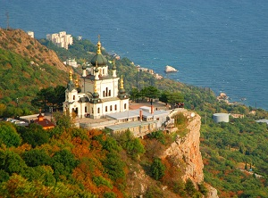 Курорт Крыма Форос