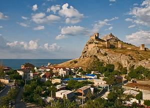 Курорт Крыма Судак