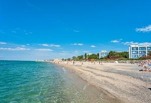 Курорт Крыма Саки