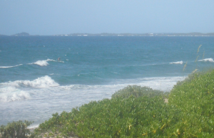 Веб камера находится в округе Хоп Таун на Багамских остравах