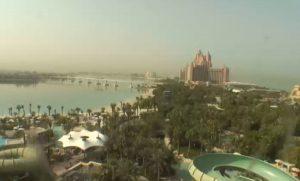 Аквапарк Aquaventure на курорте Атлантис Палм в Дубае