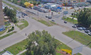 Улица Камышинская в Ульяновске