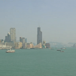 Панорама Гонконга онлайн