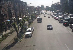 Проспект Комитаса в Ереване