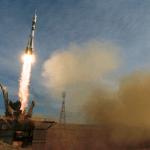 Запуски ракет на космодроме Байконур
