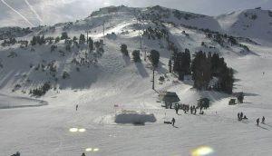 Станция McCoy на горнолыжном курорте Маммот