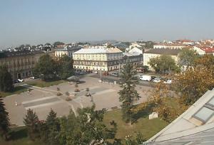 Рынок Подгорски в Кракове в Польше