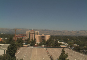 Метеорологический департамент в Сан-Хосе, веб камера в Калифорнии