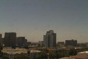 Панорама Сан-Хосе, веб камера Калифорнии