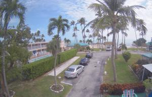 Отель Breezy Palms Resort в Исламорада в штате Флорида